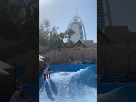WILD WADI WATERPARK – DUBAI #shorts #dubailife