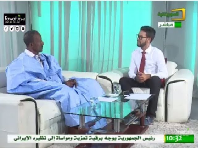 برنامج يوم جديد مع الباحث  محمد المختار ماديك  - معارك المقاومة الوطنية ضد المستعمر