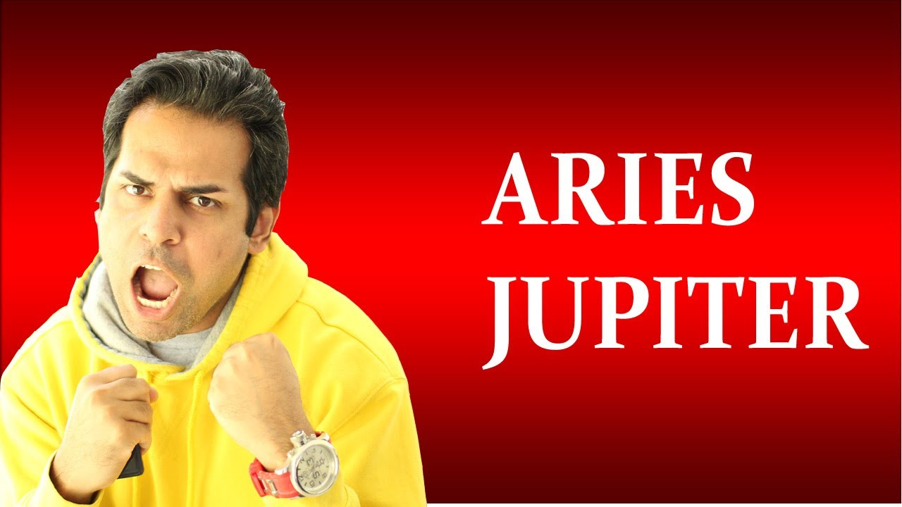 Jupiter in Aries in astrology (All about Aries Jupiter zodiac sign) Jyotish