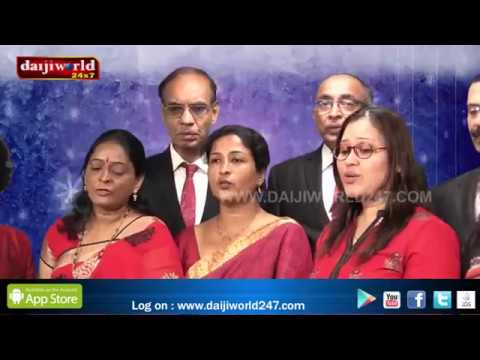 Christmas Carols by Melwyn Peris and Team│Daijiworld Television