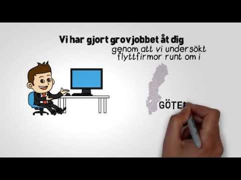 Flyttfirma Göteborg - Lista På Stans Bästa Flyttfirmor!