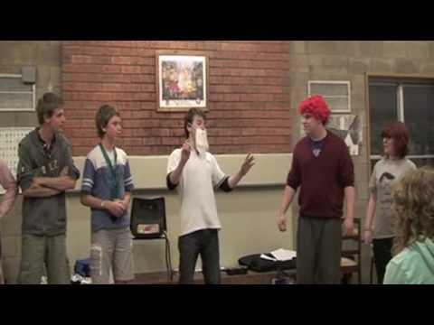 Holiday Actors presents