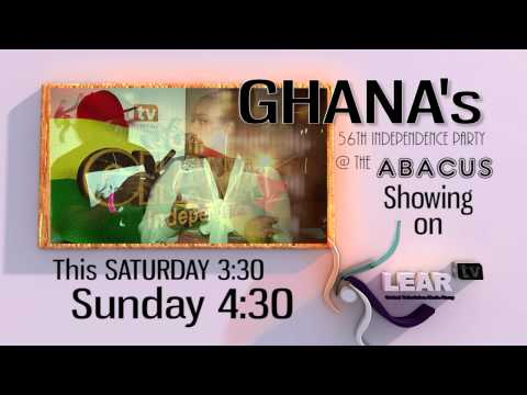 Ghana (56th) independence after party