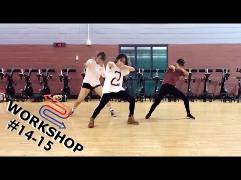[EAST2WEST] Workshop #14 + #15 - Dally (Hyolyn) + Fake Love and Anpanman (BTS)
