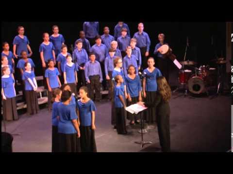 Savannah Children's Choir 2014