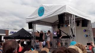 og3ne singing abba live in waalwijk