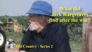What did Jack Haŗgreaves find after the war?