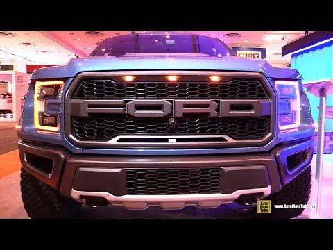 2019 Ford F150 Raptor - Exterior and Interior Walkaround - 2019 NY Auto Show