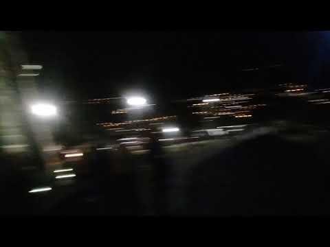 Quito el panecillo en la noche