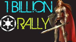 Game of War Fire Age - 1.1 BILLION POWER Rally: Noble Troops!