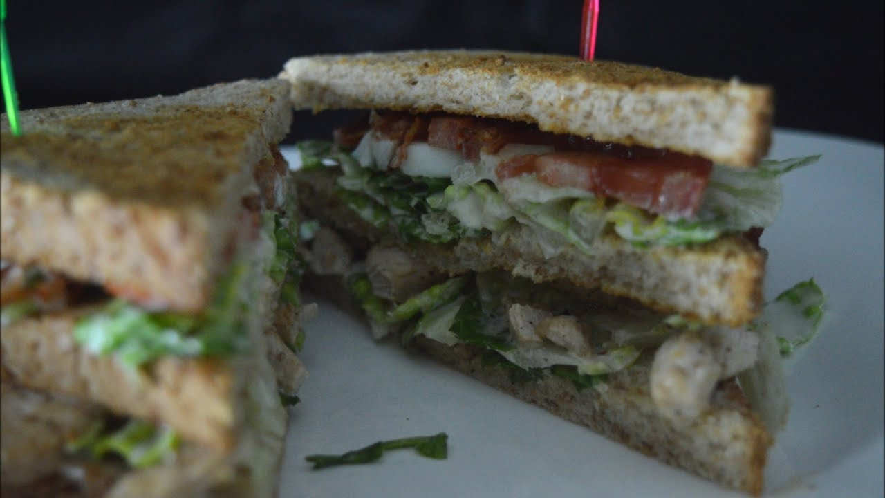 New York Club Sandwich German Deutsch Youtube