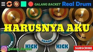Download Lagu HARUSNYA AKU-ARMADA (REAL DRUM COVER BY: GALNG BACKET) mp3