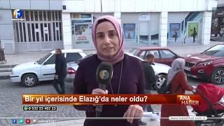 Kanal Fırat Ana Haber Bülteni 31 12 2019