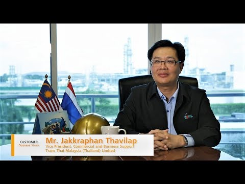 Trans Thai-Malaysia Success Story : SAP SuccessFactors by I AM Consulting