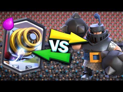Mega Knight Vs Sparky | Clash Royale Super Challenge #39