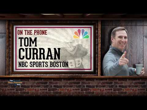 NBCS Boston's Tom Curran Talks Tom Brady's Future with Dan Patrick | Full Interview | 4/18/18