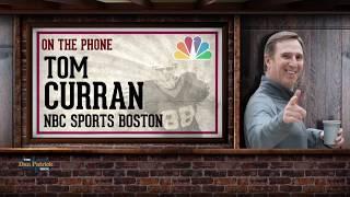 NBCS Boston's Tom Curran Talks Tom Brady's Future with Dan Patrick | Full Interview | 4/18/18