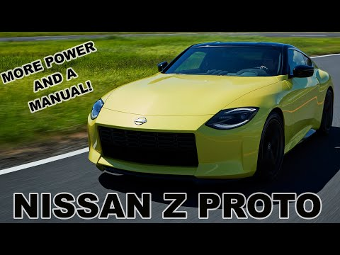 Nissan Z Proto – First Look Review And Up-Close Details