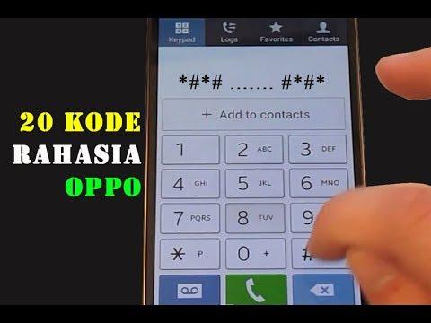 20 Secret Code Oppo (Check original or fake)