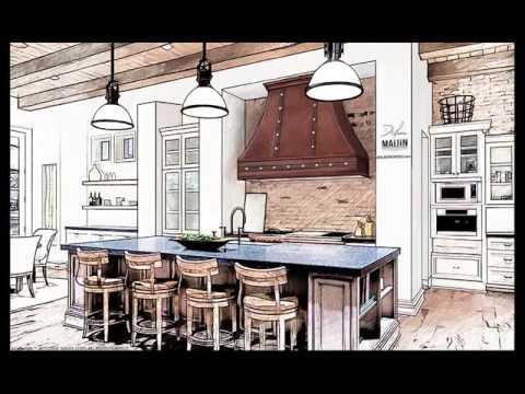 Desain Dapur Ala Bartender Desain Interior Dapur Minimalis