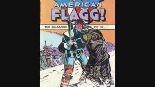 American Flagg! Howard Chaykin review part 1