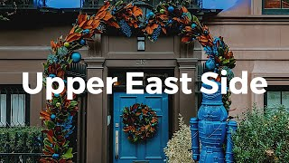 New York Eyes - Upper East Side: Explore with me East 62nd street!