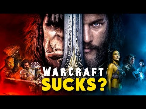 Does Warcraft ACTUALLY Suck?