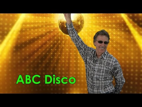 ABCD Song | ABC Disco |The Alphabet | ABCs | ABC Song | Jack Hartmann
