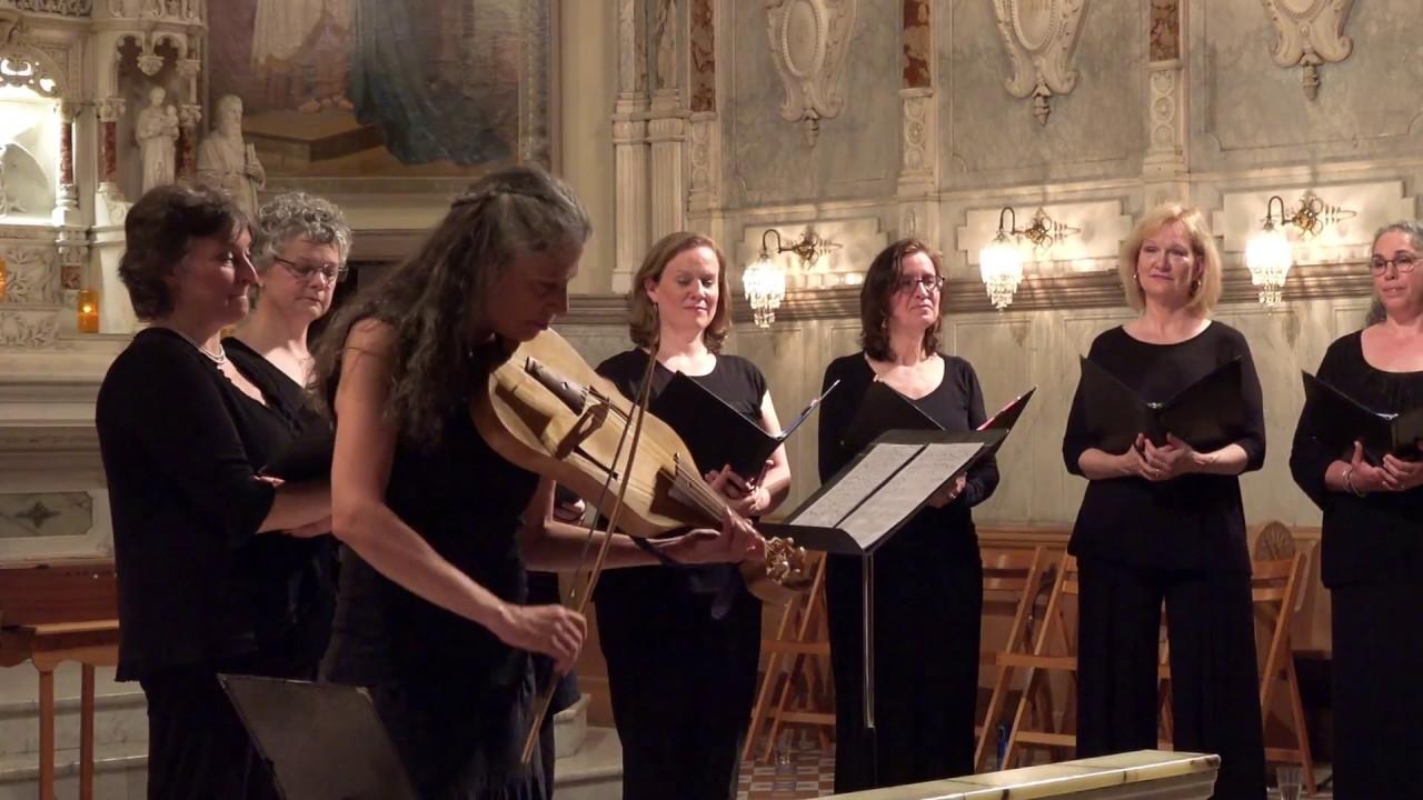 Ensemble Scholastica chante Hildegard von Bingen