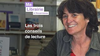 Ma librairie à Douarnenez (Finistère) - Trois conseils de lecture - Lecteurs.com