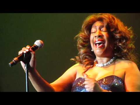 """""""I Am Changing"""" - Mary Wilson  (London, 3 October 2015)"""