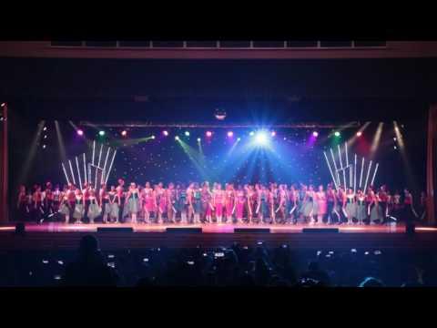 2016 Dance Recital Finale (Dress rehearsal)