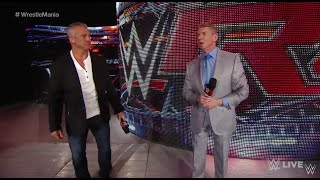Download Video Shane McMahon in charge of Raw for tonight - WWE Raw April 4 2016 MP3 3GP MP4
