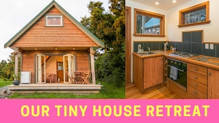 OUR TINY HOUSE! (Freelee bananagirl)