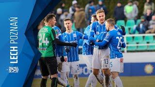 Błotniste zwycięstwo. Kulisy meczu: Stal Stalowa Wola - Lech Poznań 0:2