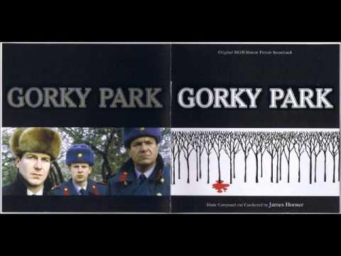 James Horner Gorky Park Original Motion Picture Soundtrack