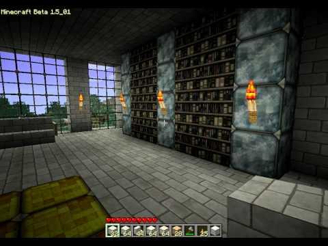 Inside Castle (minecraft) - YouTube