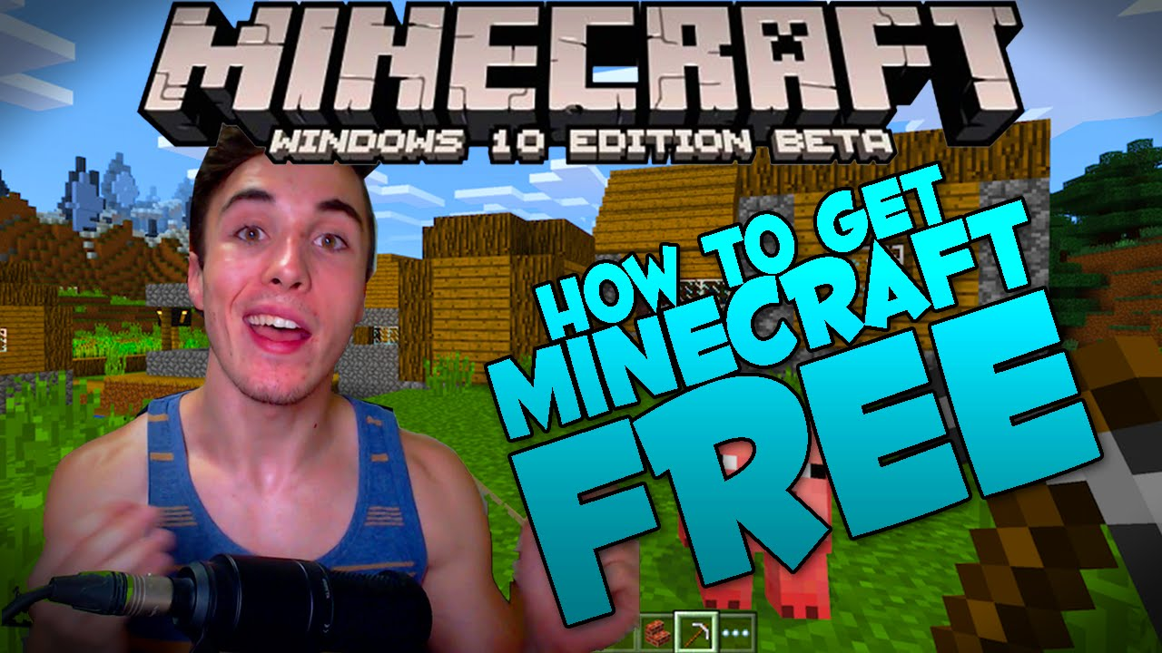 Minecraft windows 10 edition download (beta).