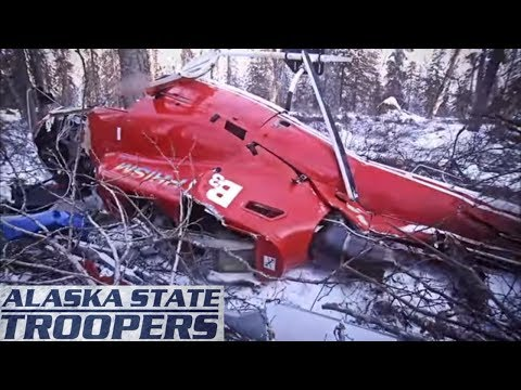 Alaska State Troopers S4 E21: Chopper Down