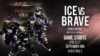 2017 AIHL Grand Final