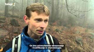 Aleksandar Pirivatrić živi u šumi u Češkoj 15 godina - Serb has been living in the woods since 2000!