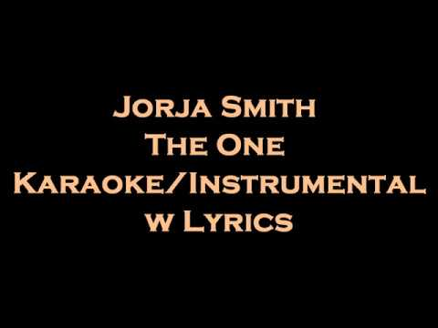 Jorja Smith - The One KaraokeInstrumental w