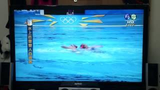 2012倫敦奧運水上芭蕾雙人自選賽-俄羅斯隊(HD)