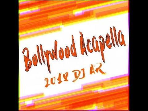 Bollywood Studio Acapella Pack 2018