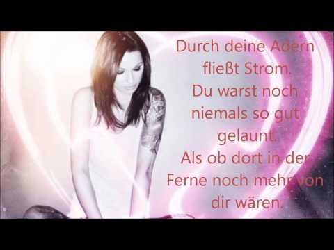 Christina Stürmer Millionen Lichter lyrics