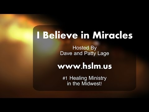 I Believe in Miracles 9.30.15