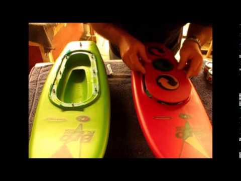 Building a rc Surfboard- Part 13 - Hatch studs and seal - Bro rcSurfer