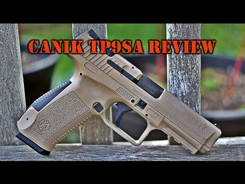 Gun Review: Canik TP9SA - The Truth About Guns