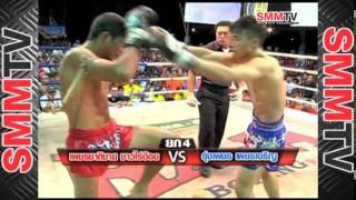 เพชรชาติชาย vs รุ่งเพชร / Petchchartchai vs Rungpetch | 24 July 2014