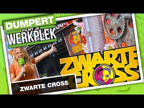 Høken bij de Zwarte Cross! | Dumpert Filmt je Werkplek!